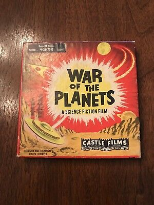 8mm Castle Film - War of the Planets