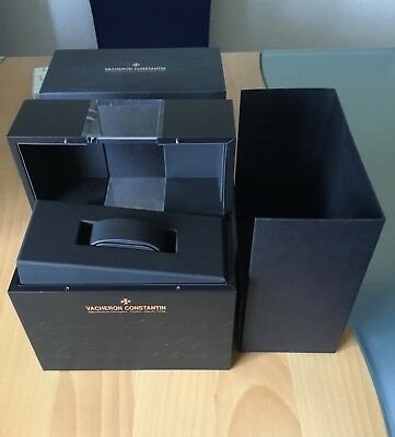 Vacheron Constantin  Box  mit Umkarton   Uhrenbox  Watch Case
