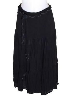 Bnwt Women/'s French Connection Stretch Skirt Fcuk RRP£55 New Viscose