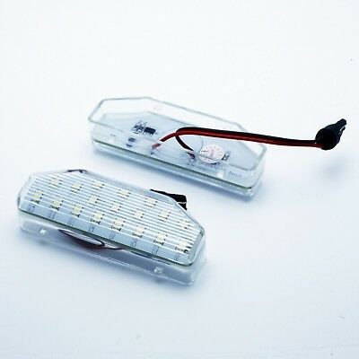 2x LED LICENSE NUMBER PLATE LIGHT MAZDA 6  [ GH ] CANBUS