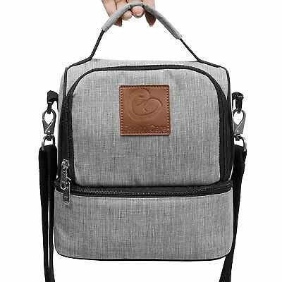 NEW Eonian Care Pumping On-the-Go Companion Cooler Bag