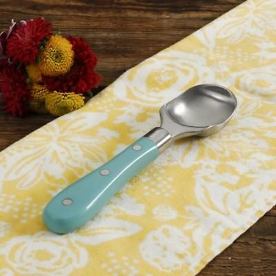 The Pioneer Woman Pioneer Frontier Collection Teal Ice Cream Scoop