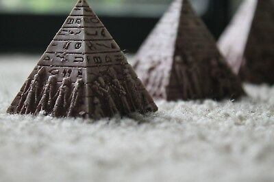 Antique Ancient Egyptian Pyramids From Giza