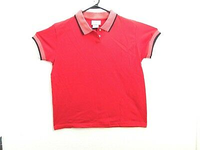 7f4af8ca New Mens Polo Shirts By Outer Banks Red Color Short Sleeve 100 % Cotton Nn15