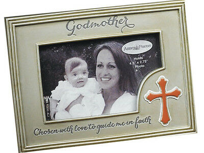 Godmother Picture Frame BNIB Great Gift for your Godmother