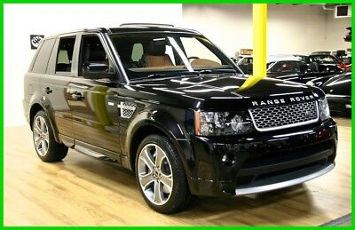 Land Rover Range Rover Sport Supercharged 2012 Supercharged Used 5L V8 32V Automatic 4WD SUV Premium