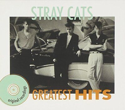 Stray Cats Cd - Greatest Hits (1992) - New Unopened - Pop Rock