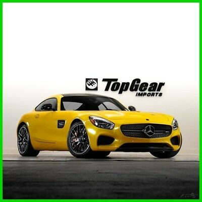 Mercedes-Benz AMG® GT AMG® GT S 2016 Mercedes AMG GTS  MSRP $178,230. Heavily Optioned