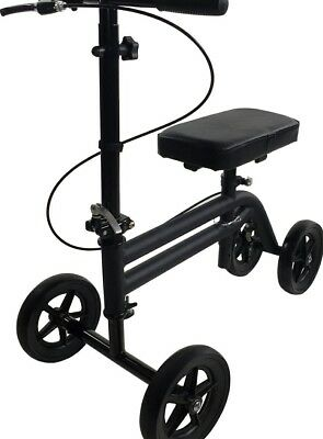 KneeRover Economy Knee Scooter Steerable Knee Walker Crutch Alternative KW-07