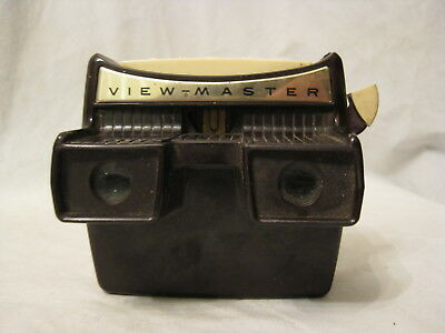 corrosion on battery compartment vintage * Lighted Light View-Master