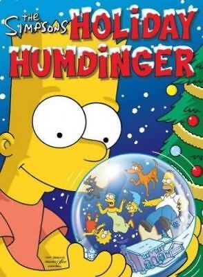 The Simpsons Holiday Humdinger - Christmas, Xmas Comic Book / Annual