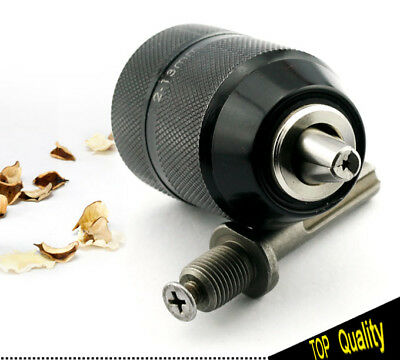 13Mm Professional Keyless Drill Chuck With Sds Adaptor Fit Hardware Tool Part