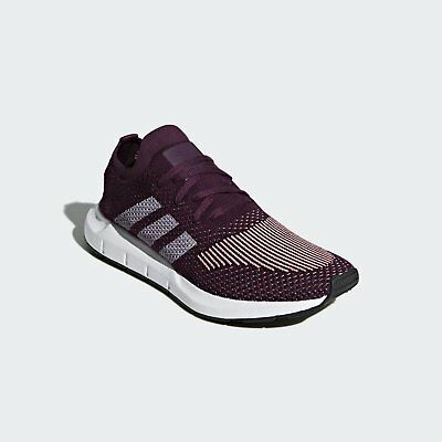 0270aa19fe2b4 ADIDAS SWIFT RUN Primeknit Size 8.5 Purple Women s Running Shoe ...