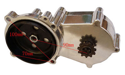 11T T8F Gear Box Transmission Clutch Drum Bell Housing 33-49cc Scooter ATV