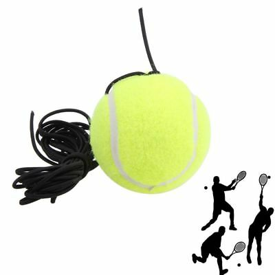 Ball Elastic Rope Tennis Special Wool Balls Rubber Band Training Tennis