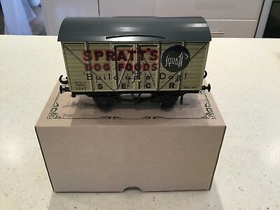 Darstead O Gauge Wagon Spratts Private Owner