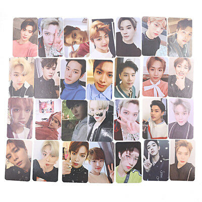 NCT U 127 2018 EMPATHY Carte de Photo Kpop Star Photocard Fans Gift Collect 1pc