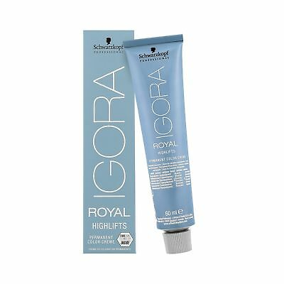 SCHWARZKOPF PROFESSIONAL IGORA ROYAL Highlifts Haarfarbe für blondes Haar 60ml
