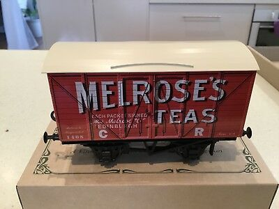 Darstead O Gauge Wagon Melrose Teas Private Owner