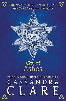 The Mortal Instruments 2: City of Ashes by Cassandra Clare (Paperback, 2015)H024