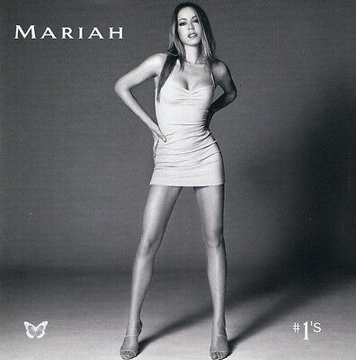 MARIAH CAREY - #1's - Beste CD NEU Hits Erfolge - Without You - Dreamlover