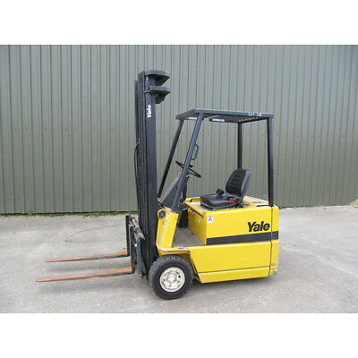 Yale ERP15RCF Electric Fork Lift