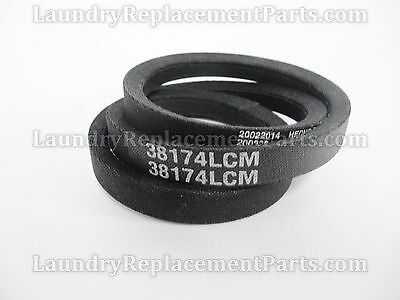38174 WASHING MACHINE BELT for MAYTAG, SPEED QUEEN OR AMANA MACHINES, 27001006