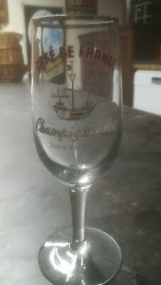 verre a biere emaille Champigneulles