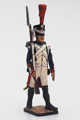 French Voltigeur №6 light infantry,Napoleon Tin soldier 54mm Semi-Collectile