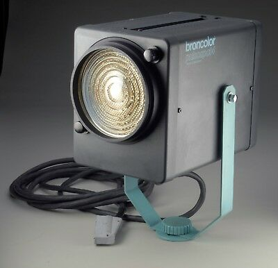 Broncolor Pulso 4 Spot With Fresnel Lens + Optical Snoot - Full Working Order