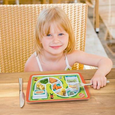 2 x $35 FRED Dinner Winner Dinner Tray Children $70 retail