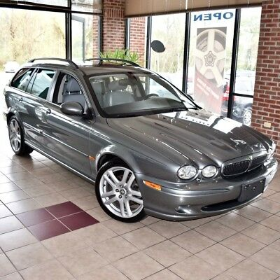 2004 Jaguar X-Type Sport 2004 Jaguar X-Type Wagon SPORT PACKAGE Impossibly Rare ONLY 58k MILES! 60 Pics