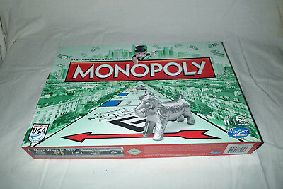 Monopoly The Classic Edition Traditional Family Fun Board Game With Cat!
