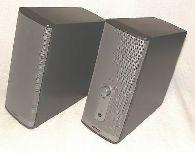 Bose Companion 2 Series II Powered Multimedia Speaker System