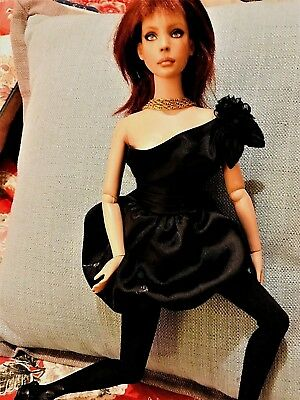 Dolls, Clothing & Accessories Ooak Sydney Repaint By Hmg Studio Her Name Is Lane Get Now Tonner Closed 2018