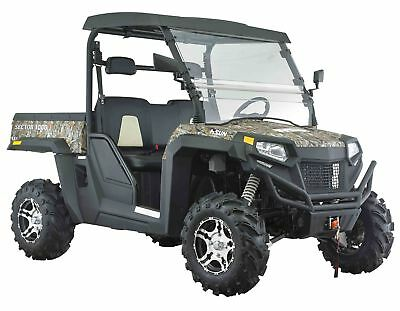 New Hisun 1000 Vector Utility Vehicle 1000cc H-L-N-R 2/4WD, Winch, Roof, W-Scree
