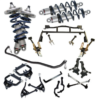 1964 - 1966 Mustang RideTech Coil Over Suspension, with TruTurn Kit and Swaybar!