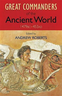 Great Commanders Ancient World  (UK IMPORT)  BOOK NEW