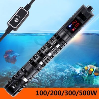 Digital LED Submersible Aquarium Heater 100W upto 500W Fish Tank Thermostat BOS2