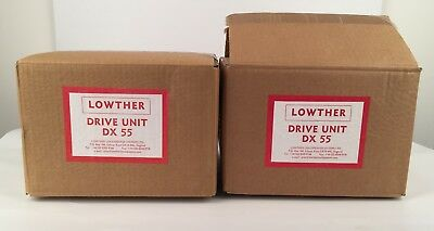 Lowther Drive Unit DX 55 NEW (Never Unpacked)