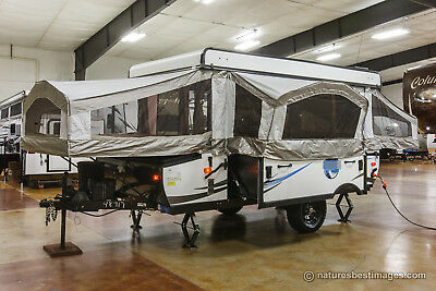 New 2017 Palomino Real Lite RLT12STS Off Road Pop-Up Camper For Sale Never Used