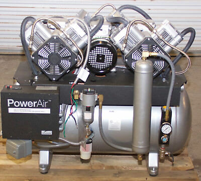 Midmark P72 PowerAir Quiet Dental Compressor (FA3)