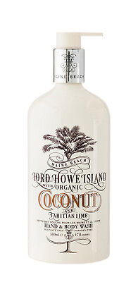 NEW Maine Beach 500ml Hand & Body Wash - Organic Coconut & Lime