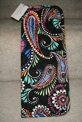 "Vera Bradley Curling & Flat Iron Cover ""bandana Swirl"" Nwt! Retails For $25"