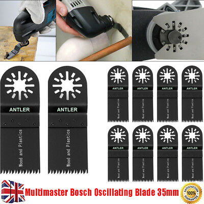 35mm Coarse Antler Blades Fein Multimaster Bosch Makita Oscillating Multi Tools