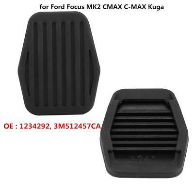 Rubber Auto Brake Clutch Pedal Pad for Ford Focus MK2 CMAX C-MAX Kuga 1234292