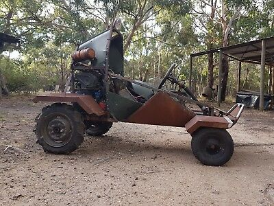 Buggy...........Mad Max Style *Re-listed*