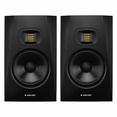 Adam T7V (Pair) 2-Way 7 Inch Active Studio Monitors 70W