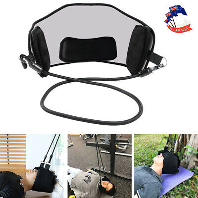 Head Hammock Traction Massager Cervical Tools Posture Neck Pain Relief Relaxion