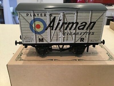 Darstead O Gauge Wagon Airman Cigarettes Private Owner Van